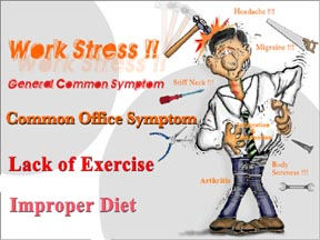 Lack Of ExerciseYou Just Put In A Good 10 Hour Day Front Your Computer Screen And The Last Thing You Want To Do Is Exercise